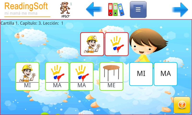 Curso 1 Aprender a Leer- screenshot