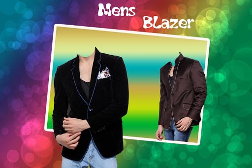 Man Blazer Photo Suit