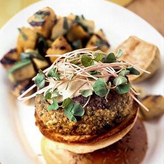 Vegetarian Burger Recipe