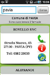 SOS Farmacia - screenshot thumbnail