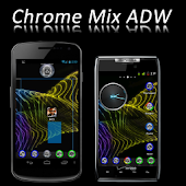 Chrome Mix ADW Theme