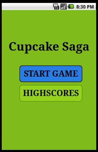 Cupcake Kids Game
