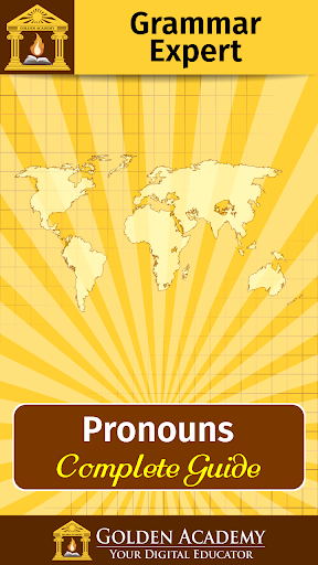 Grammar Expert : Pronouns