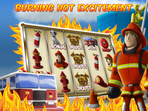Fire Fighters slots
