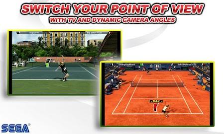 Virtua Tennis™ Challenge Screenshot 7