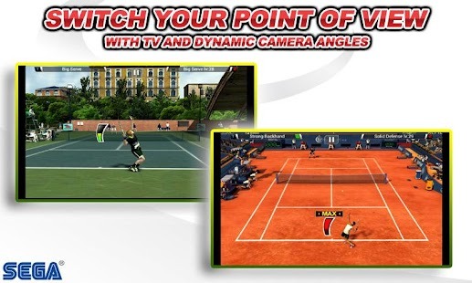 Virtua Tennis™ Challenge Screenshot 14