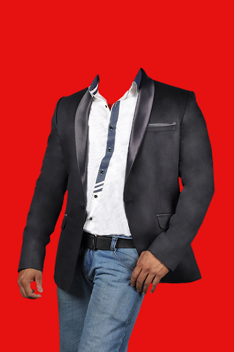 Man Fashion Jacket Photo Suit