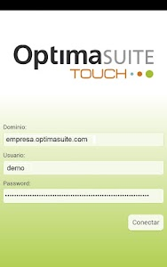 OptimaSUITE TOUCH screenshot 0