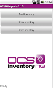 OCS Inventory NG Android Agent
