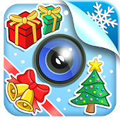 App Cute Stickers Xmas Edition APK for Windows Phone