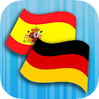 German Spanish Translator icon