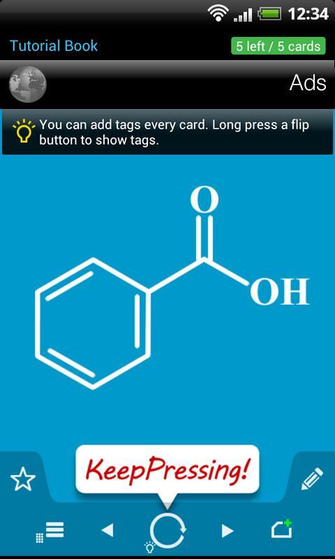 Varianki Flashcards - screenshot