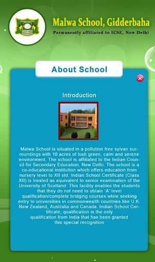 【免費教育App】Malwa School Giddarbaha-APP點子