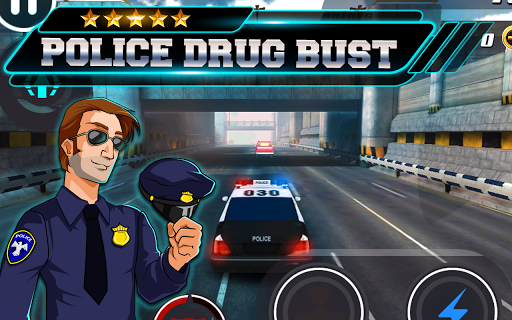 Drive Police Car : Highway Cop