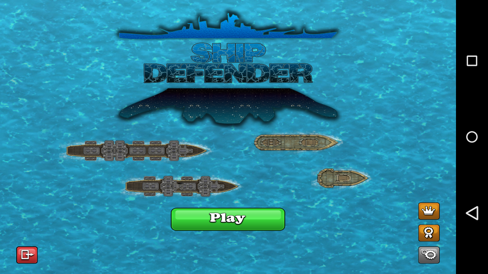 Ship Defender- screenshot