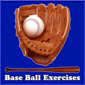 Baseball Exercises logo