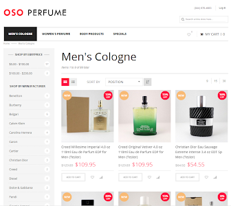 OSO Perfume - Buy Fragrances screenshot 4