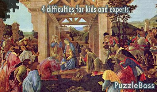Botticelli: Fine Art Jigsaws