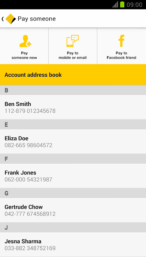 CommBank - screenshot