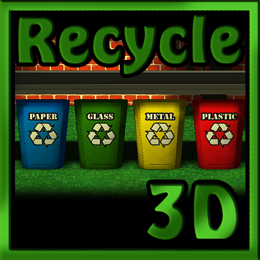 Recycle! LOGO-APP點子