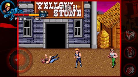 Double Dragon Trilogy Screenshot 12