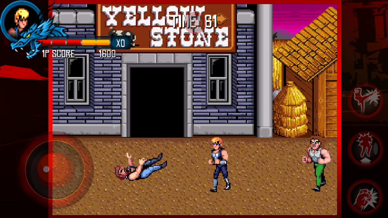 Double Dragon Trilogy screenshot #12
