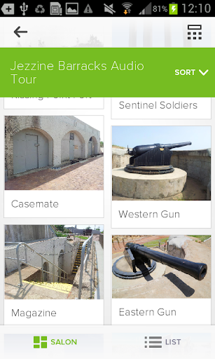 【免費教育App】Jezzine Barracks Audio Tour-APP點子