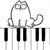 Simon's Cat Piano