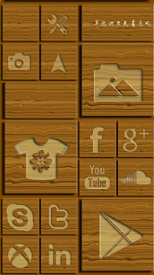 Launcher8 theme carpenter Life - screenshot thumbnail