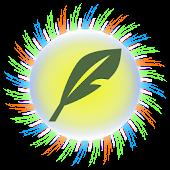 Macro Feather C Launcher Theme