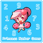 Princess Number For Toddlers