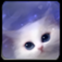 Two Cats Live Wallpaper logo