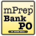 mPrep Bank PO/IBPS GK (Silver) icon