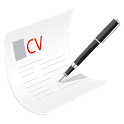 easyCV Resume Creator - NO ADS icon