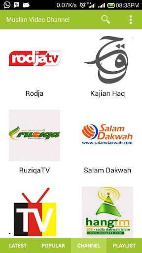 Muslim Video Channel