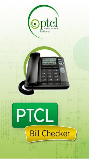 PTCL Bill Checker