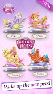 Disney Princess Palace Pets- screenshot thumbnail