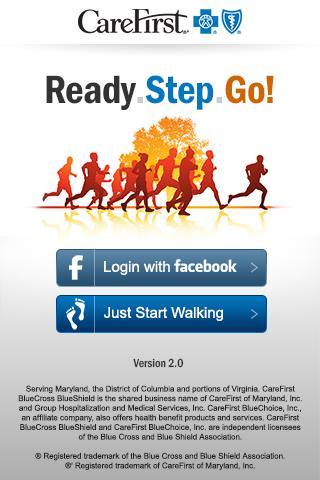 Ready Step Go