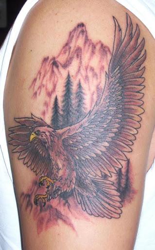 玩免費生活APP|下載Eagle Tattoos app不用錢|硬是要APP