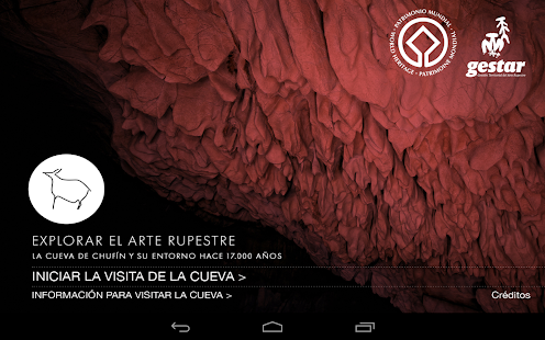 Cueva Chufín- screenshot thumbnail