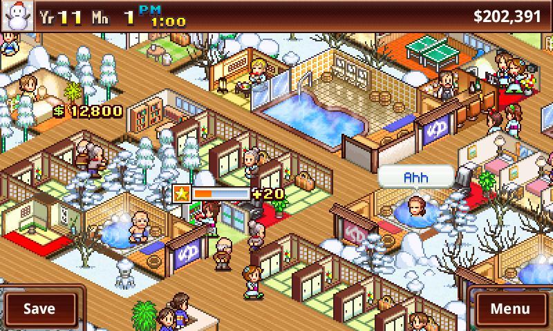 Hot Springs Story screenshot #2