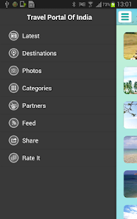 Travel Portal of India- screenshot thumbnail