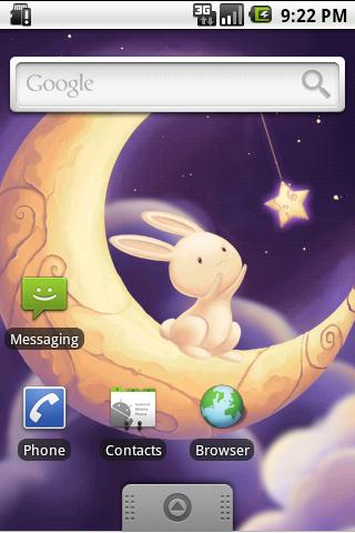 Lucky Star Live Wallpaper Free- screenshot