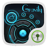 Gravity GO Locker Theme