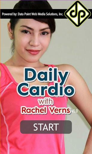 Daily Cardio with Rachel Verns