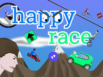 Happy Race- screenshot thumbnail