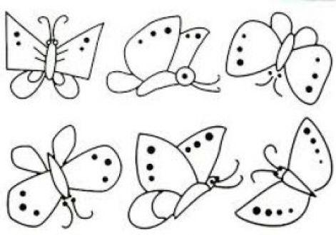 Learn To Draw Butterflies