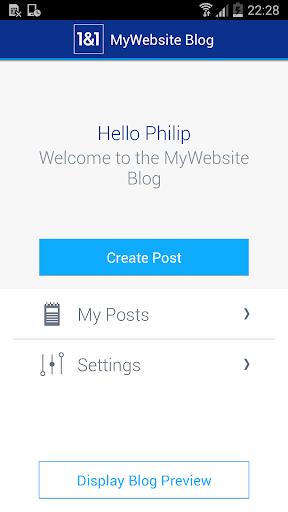 1 1 MyWebsite Blog