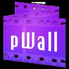 Vibrant wallpaper icon