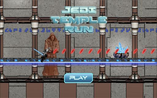 Jedi Temple Run
